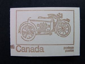 (b214)  centennial 1967 bk69d (scarce counter motorcycle)