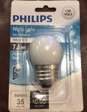 REPLACEMENT BULB FOR PHILIPS 7 1/2 S/W, BC7-1/2S11, SATCO 71/2 S11/W, S3607