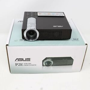 ASUS Short Throw Portable LED Projector P2E