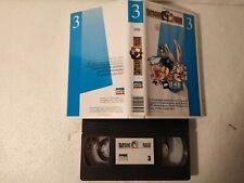 VHS - Cartoons Parade 3 - Miri Home Video - Videocassette - Bugs Bunny, Popeye