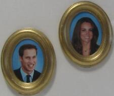 SALE Dollhouse Wills & Kate Engagement Portraits 9961GM Jacquelines Royalty