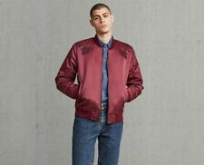 Levis Made & Crafted Mens Souvenir Bomber Jacket Size 1 fits US Small Medium
