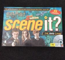 Scene it? Harry Potter DVD Board Game 2nd Edition 2007