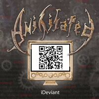 ANIHILATED iDeviant CD - THRASH METAL UK England - NEU / NEW / OVP