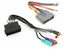Metra 70-1768 Common Ground 5 Wire Amplifier Integration Harness for Select Ford