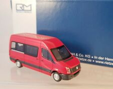 Rietze 11902 VW Crafter Bus rot - 1:87 H0
