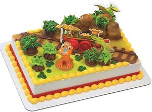 Dinosaur Train Express Decopac Cake Topper