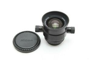 Excellent Nikon UW-Nikkor 20mm f2.8 Lens For Nikonos Series Cameras #M1059