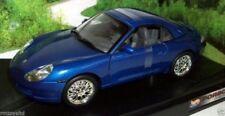 Articoli di modellismo statico blu Hot Wheels Scala 1:18