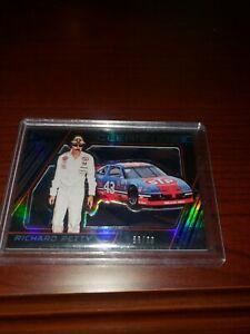 Richard Petty 2016 Panini Torque Racing Clear Vision Blue 66/99 #36