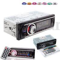 Digital LCD Car In-dash Radio Stereo Head Unit Music Player MP3/USB/SD/AUX-IN/FM