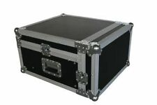 Estante angular 4/10 con oblicuo DJ CAJA RACK L 9mm REJILLA FLIGHTCASE