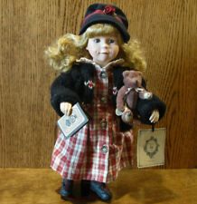 Boyds Yesterday's Child Porcelain Doll #4803 BRITTANY & BEN...LIFE'S JOURNEY 1E