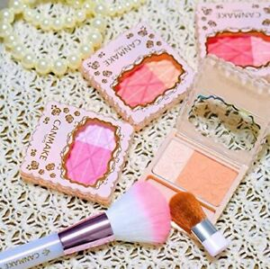 CANMAKE Japan Cosmetic Matte & Crystal Cheeks Series, Woman Christmas Gift