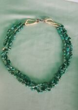 Handcrafted Natural Sleeping Beauty Turquoise Necklace