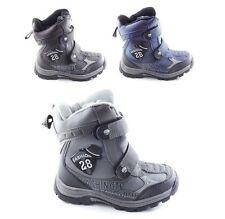 Markenlose Schuhe für Jungen im Stiefel- & Boots-Stil mit Klettverschluss