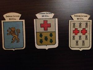 3 Emblemas Corrientes