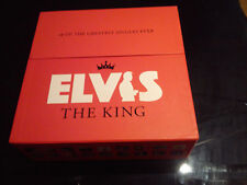 Elvis Presley: Elvis The King - 18 Of The Greatest Singles Ever 18x10inch Vinyl