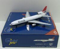 Gemini Jets British Airways Lockheed L-1011-1 1/400 GJBAW137
