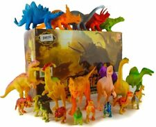 24 Dinosaur Toys For 3, 4, 5, 6, 7 year old Boys Girls Toddlers Kids - Enjoy