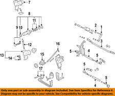 MAZDA OEM 84-85 RX-7 Steering Gear-Idler Arm Bushing 152432329B