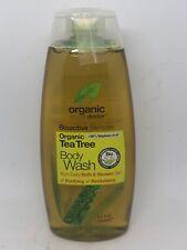 Organic Doctor/ Organic Tea Tree Body Wash Vegan Bath & Shower Gel 8.5 fl.oz.