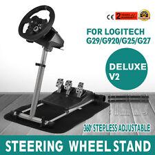 Wheel Stand Pro -Logitech Racing Wheel G29/G920 Race Battles Racing Steering
