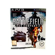 Battlefield Bad Company 2 Game Sony PlayStation 3 ps3 action adventure Mint Disc