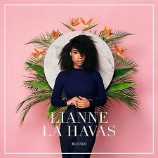 LIANNE LA HAVAS - BLOOD (LTD.EDITION)  CD NEU