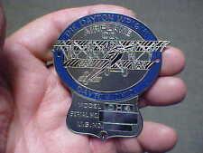 Dayton Wright DeHavilland DH-4 Aircraft Medallion WW1 Dayton Ohio