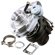 T3/T4 T04E V-BAND Turbocharger .63 A/R Internal Wastegate Universal Turbo 420HP