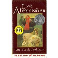 THE BLACK CAULDRON Lloyd Alexander PB 1st 1999 gjb