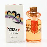 """STAHARD CRIMAX"" CLIMAX Massage oil Sweet Almond Cherry"