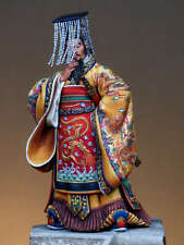 Art Girona Qin Shi Huang Chinese Emperor 54mm Model Unpainted Kit