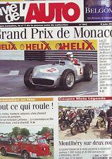 La vie de l´auto 942 - 8 juin 2000 - grand prix de monaco-Montlhery 2 roues