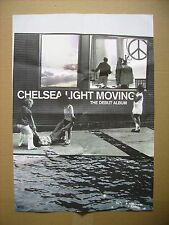 CHELSEA LIGHT ORIGINAL PROMO POSTER ADVERT MOVING OFFICIAL cm. 50x70