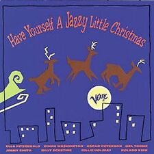 Have Yourself a Jazzy Little Christmas CD oscar peterson JIMMY SMITH bill evans