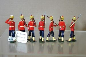 REPLICA MODELS PATRICK CAMPBELL BRITAINS BRITISH in INDIA 1st BOMBAY GRENADIERS