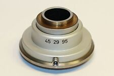 Zeiss Axio Microscope Video Adapter, C-Mount 44mm, PN 452995; great condition