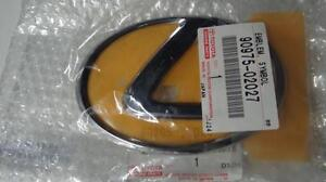 04-09 LEXUS RX330 RX350 RX400H EMBLEM REAR L CHROME 05 06 07 08 90975-02027 TAIL