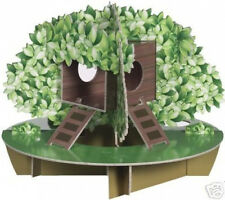 Hagen Habitrail OVO Chewable TREE HOUSE for OVO Maze