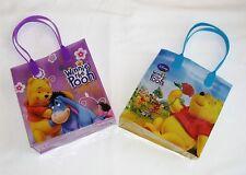 12 pcs Winnie The Pooh Birthday Favor Disney Goody Gift Bag :)