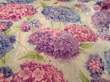 Fabric Hydrangea Harmony 5225, sold by the yard