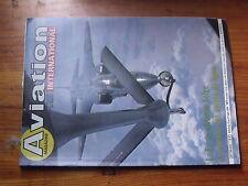 $$ Revue Aviation International Magazine N°870 F-16 Belgique  CFAO Aerospatiale