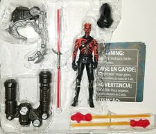 "Star Wars CYBORG DARTH MAUL 3.75"" Action Figure Combine The Rebels"