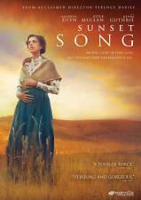Sunset Song (DVD, 2016) Agyness Deyn, Peter Mullan, Kevin Guthrie NEW