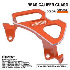 Rear Brake Caliper Guard Protector For KTM SX125 SXF250 XC350 XCF EXC EXCF SMR