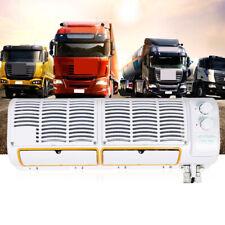 12V Dc Portable Electric Car Air Conditioner Refrigeration For Truck Van 1800Btu