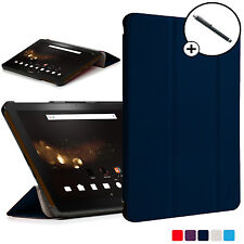 Forefront Cases Blue Folding Smart Case Cover Acer Iconia Tab 10 A3-A40 Stylus