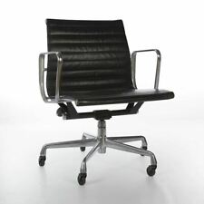 Black Herman Miller Original Eames EA335 Office Chair Castor Base